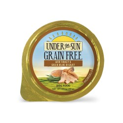Under the Sun Turkey & Green Beans Canned Dog Food 3.5oz
