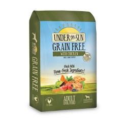 Under The Sun Grain Free Chicken Recipe Dry Dog Food 4lb