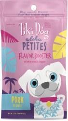 Aloha Petites Pork Bisque Flavor Booster Dog Meal Topper 1.5oz
