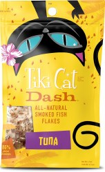 Dash Tuna Flakes Cat Meal Topper 1.5oz