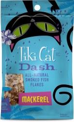 Dash Mackerel Flakes Cat Meal Topper 1.5oz