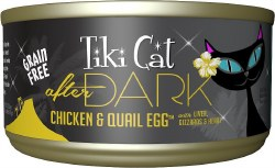After Dark Chicken & Quail Egg Canned Cat Food 2.8oz