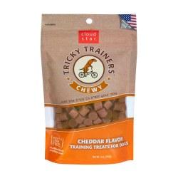 Tricky Trainers Cheddar Chewy Dog Treats 5oz