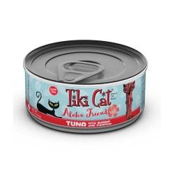 Aloha Friends Tuna, Shrimp & Pumpkin Canned Cat Food 3oz