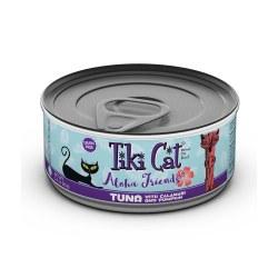 Aloha Friends Tuna, Calamari & Pumpkin Canned Cat Food 3oz