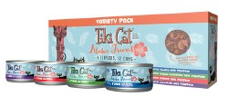 Aloha Friends Variety Pack Canned Cat Food 12ct, 3oz