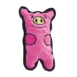 Invincibles Mini Pig Dog Toy