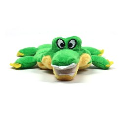 Squeaker Matz Gator Dog Toy Mini