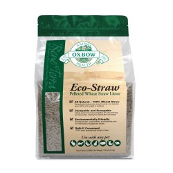 Bene Terra Eco-Straw Pelleted Wheat Straw Small Animal Litter 20lb