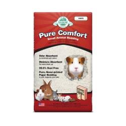 Pure Comfort White Small Animal Bedding 21L