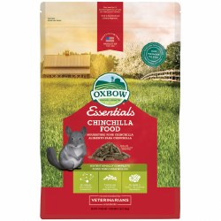 Essentials Chinchilla Food 25lb
