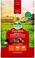 Essentials Mouse & Young Rat Food 2.5lb