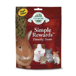 Simple Rewards Timothy Small Animal Treat 1.4oz