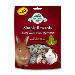 Simple Rewards Baked Peppermint Small Animal Treat 2oz