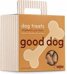 Good Dog Shepherd's Pie Dog Treats 8oz