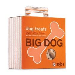 Big Dog Beef Stew Dog Treats 12oz
