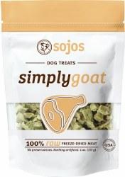 Simply Goat Dog Treats 4oz