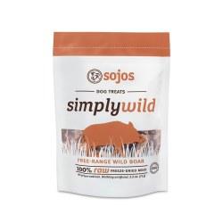 Wild Simply Boar Dog Treats 2.5oz