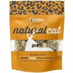 Natural Cat Venison Liver Cat Treats 1.25oz