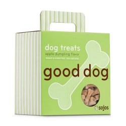 Good Dog Apple Dumpling Dog Treats 8oz