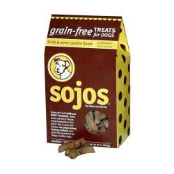 Grain Free Lamb & Sweet Potato Dog Treats 10oz