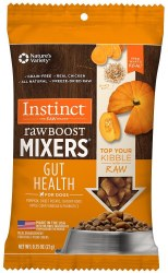 Raw Boost Mixers Gut Health Dog Meal Topper 5.5oz