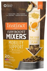 Raw Boost Mixers Mobility Support Dog Meal Topper 5.5oz