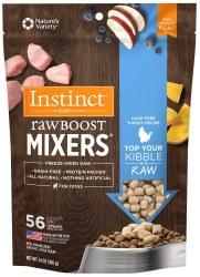 Raw Boost Mixers Turkey Freeze Dried Dog Food 14oz