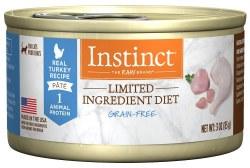 Limited Ingredient Diet Turkey Canned Cat Food 3oz