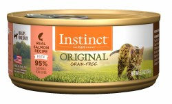 Original Salmon Canned Cat Food 5.5oz