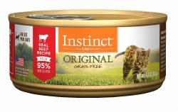 Original Beef Canned Cat Food 5.5oz