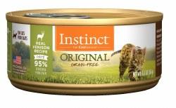 Original Venison Canned Cat Food 5.5oz