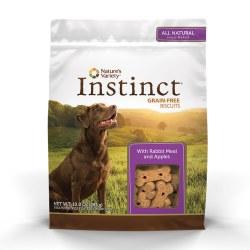 Original Rabbit Meal & Apples Dog Biscuits 20oz
