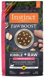Raw Boost Chicken Indoor Health Dry Cat Food 5lb