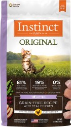 Original Chicken Dry Kitten Food 4.5lb