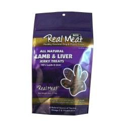 Jerky Bitz Lamb & Lamb Liver Dog Treats 4oz