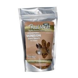 Jerky Bitz Free Range Venison Dog Treats 4oz