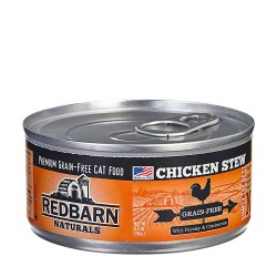 Grain Free Chicken Stew Canned Cat Food 5.5oz