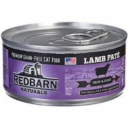 Grain Free Lamb Canned Cat Food 5.5oz
