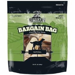 Bargain Bag Natural Dog Chews 2lb