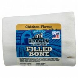 Chicken Flavor Filled Bone Dog Chew Small