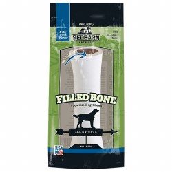 Bully Stick Flavor Filled Bone Dog Chew Large