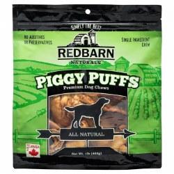 Piggy Puffs Dog Chews 1lb