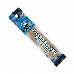 Beef Flavor Filled Rolled Rawhide Dog Chew