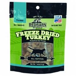 Turkey Freeze Dried Cat Treats .75oz