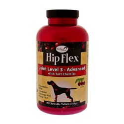 Overby Farm Hip Flex Joint Level 3 Chewable Tablets for Dogs 90ct