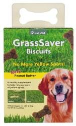 Grass Saver Peanut Butter Flavor Dog Biscuits 22.2oz