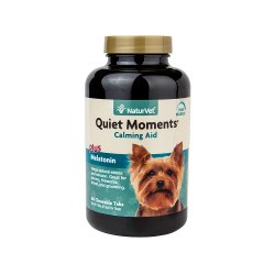 Quiet Moments Calming Aid Tablets for Dogs 60ct