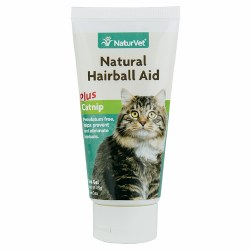 Natural Hairball Aid Cat Gel 3oz