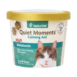 Quiet Moments Calming Aid Cat Soft Chews 60ct